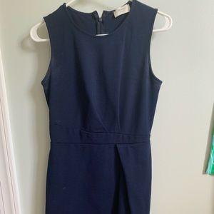 Mystic (Stitch Fix) sleeveless Navy blue dress